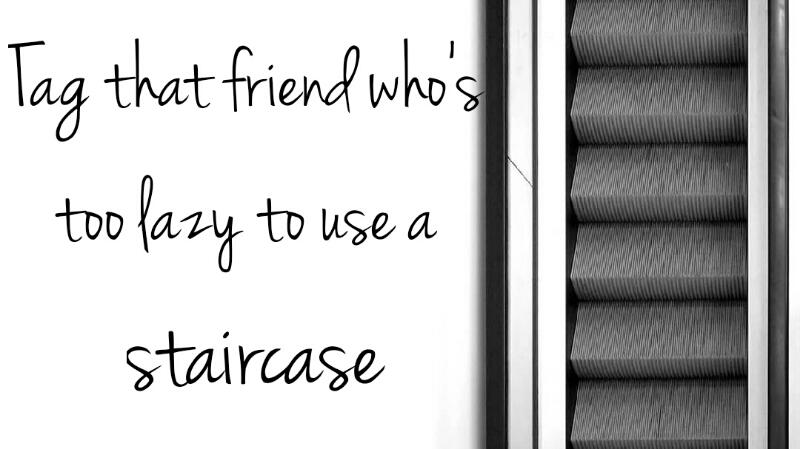 tag a friend