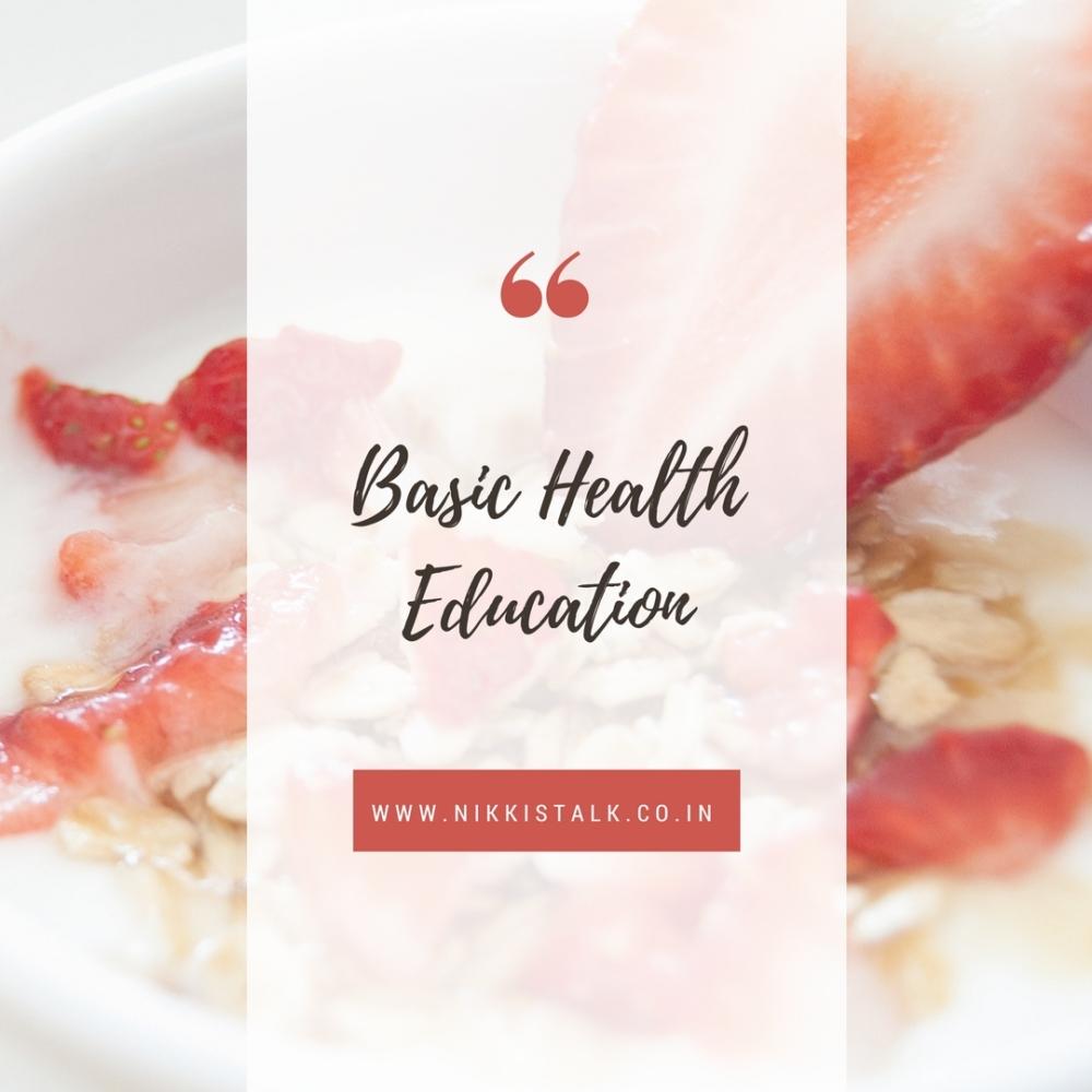 basic health education