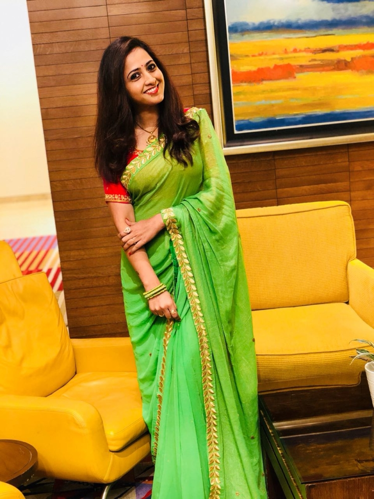 Sumana Malladi | fashion designer