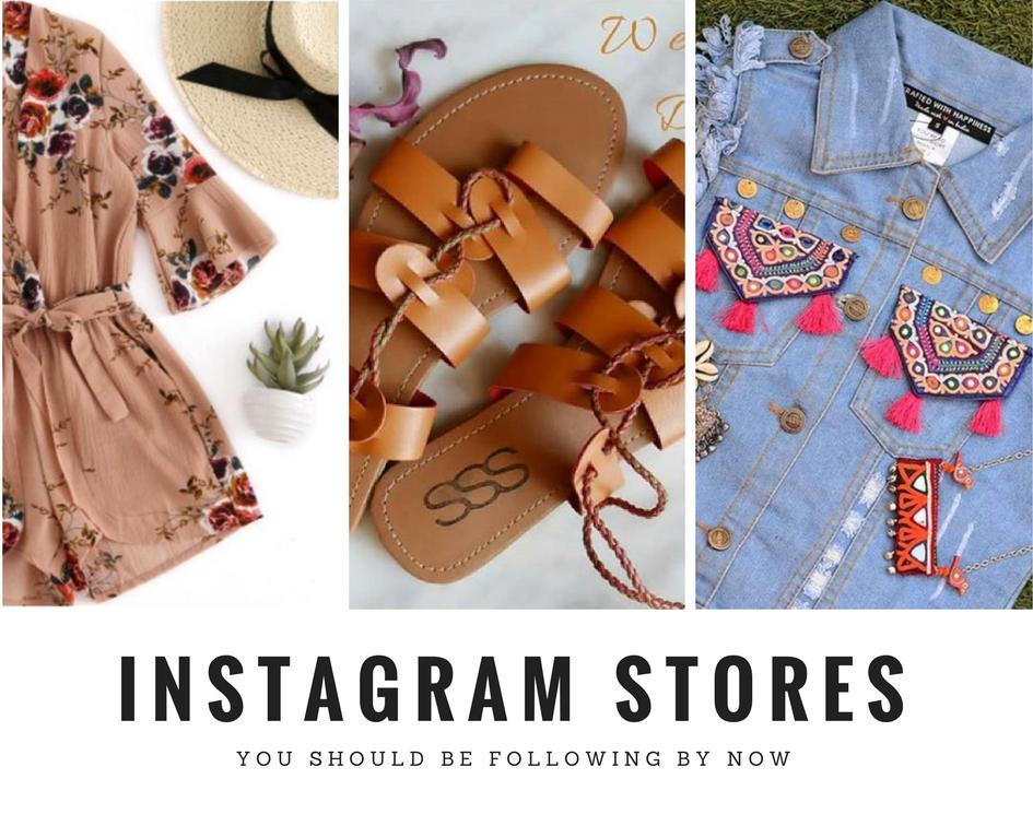 Instagram stores | Nikki's talk