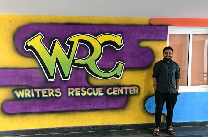 writers rescue center