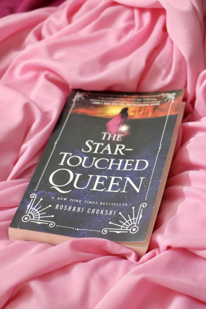 the star-touched queen | Roshan ghokshi