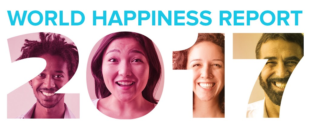 world happiness index 2017