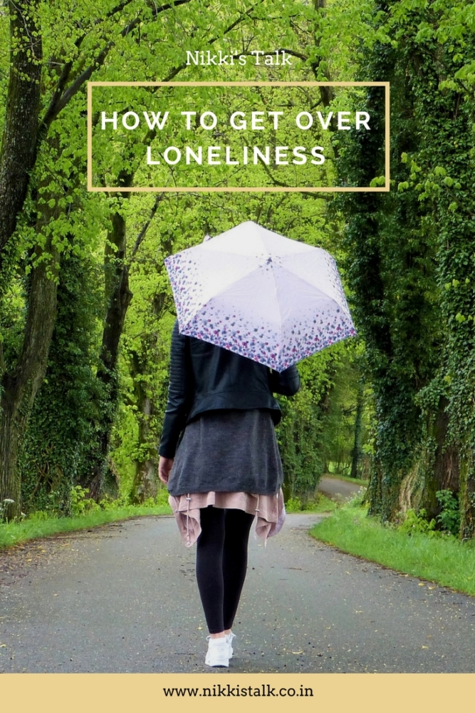 get over loneliness