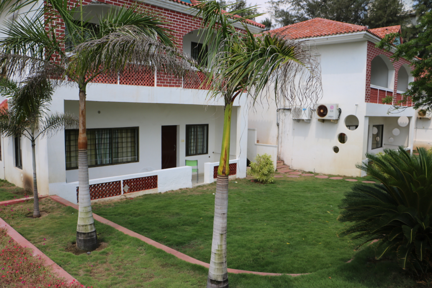 weekend getaway sea breeze resorts chirala