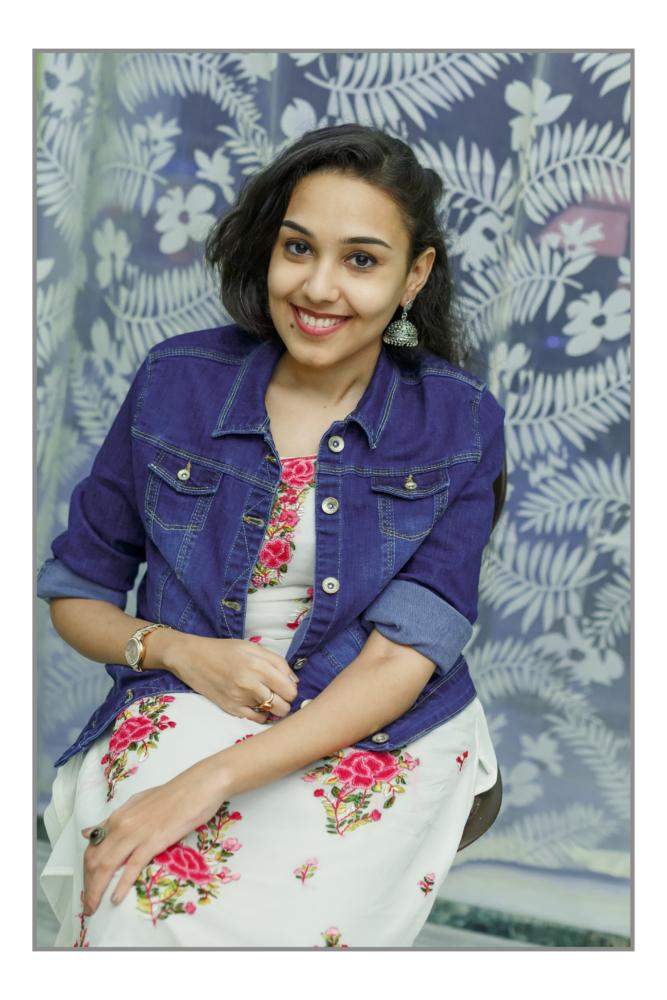college lookbook | Nikki's talk | Nikhila chalamalasetty
