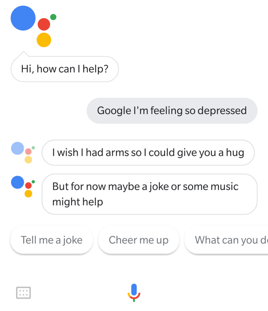 Google assistant | Nikki's talk