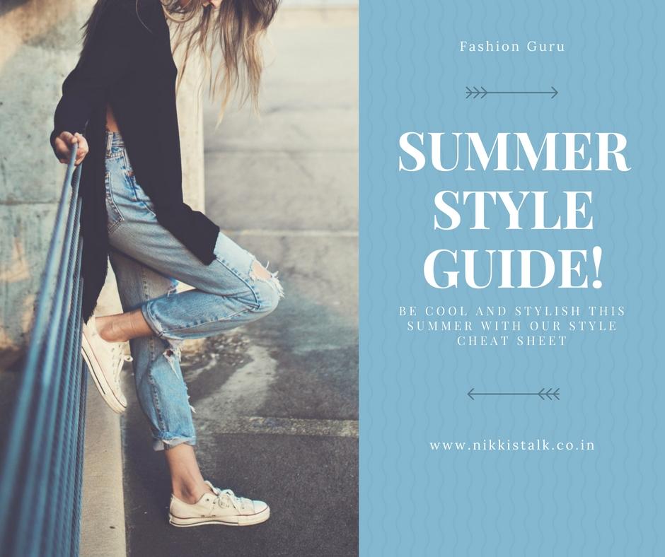 summer style guide | Nikki's talk