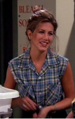 Rachel green outfits