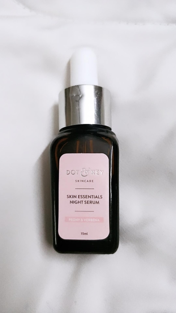 dot & key skin essentials night serum