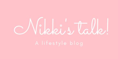 Nikki's talk