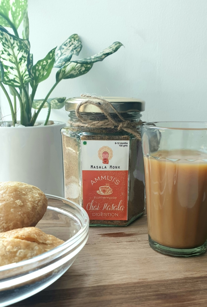 Ammiji's chai masala