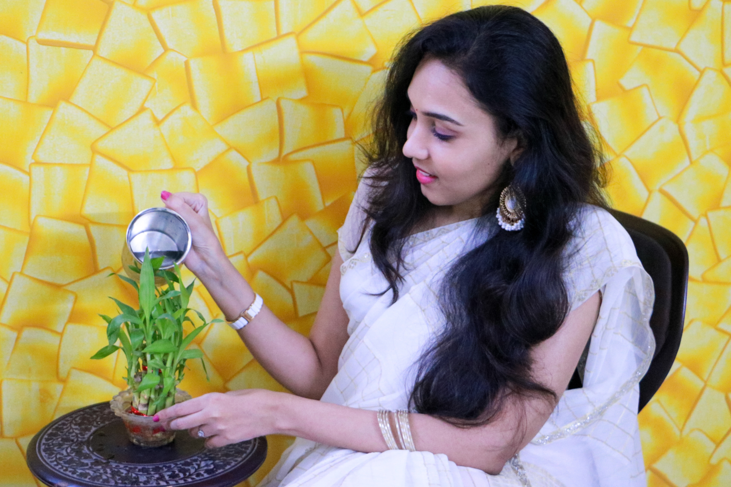 Navratri day 4 | reuse & restyle