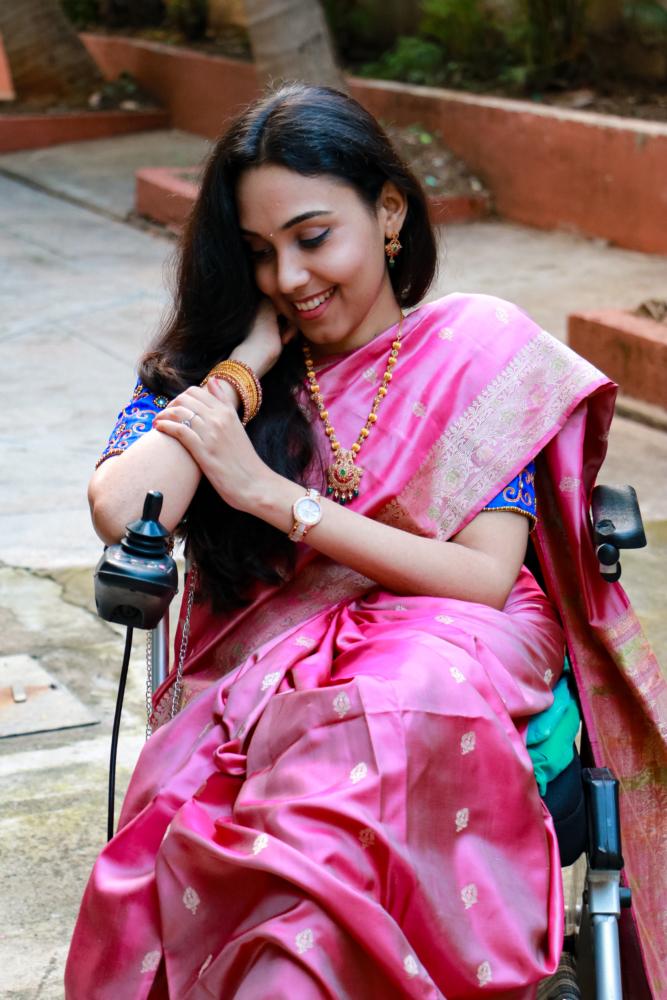 Navratri day 3 | Banarasi saree
